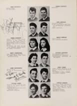 1953 Lafayette High School 400 Yearbook Page 50 & 51