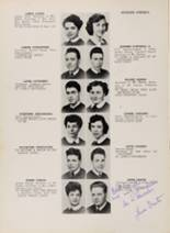 1953 Lafayette High School 400 Yearbook Page 54 & 55