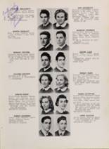 1953 Lafayette High School 400 Yearbook Page 56 & 57