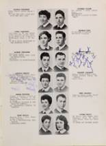 1953 Lafayette High School 400 Yearbook Page 60 & 61