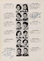 1953 Lafayette High School 400 Yearbook Page 64 & 65