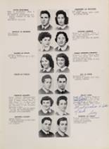 1953 Lafayette High School 400 Yearbook Page 72 & 73