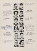1953 Lafayette High School 400 Yearbook Page 74 & 75