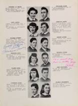1953 Lafayette High School 400 Yearbook Page 76 & 77