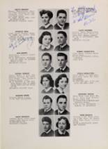 1953 Lafayette High School 400 Yearbook Page 80 & 81
