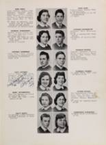 1953 Lafayette High School 400 Yearbook Page 82 & 83