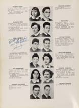 1953 Lafayette High School 400 Yearbook Page 84 & 85
