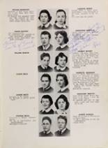 1953 Lafayette High School 400 Yearbook Page 86 & 87