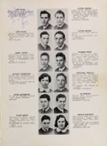 1953 Lafayette High School 400 Yearbook Page 92 & 93