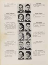 1953 Lafayette High School 400 Yearbook Page 94 & 95