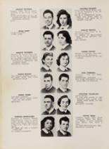 1953 Lafayette High School 400 Yearbook Page 96 & 97