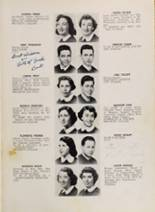 1953 Lafayette High School 400 Yearbook Page 98 & 99