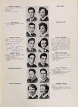 1953 Lafayette High School 400 Yearbook Page 100 & 101