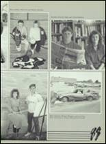 1988 Miller High School Yearbook Page 10 & 11