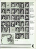 1988 Miller High School Yearbook Page 30 & 31