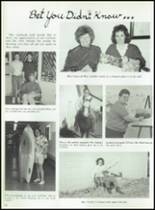 1988 Miller High School Yearbook Page 32 & 33