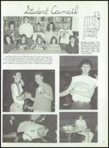 1988 Miller High School Yearbook Page 38 & 39