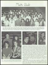 1988 Miller High School Yearbook Page 42 & 43