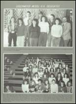 1988 Miller High School Yearbook Page 48 & 49