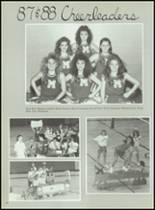 1988 Miller High School Yearbook Page 50 & 51