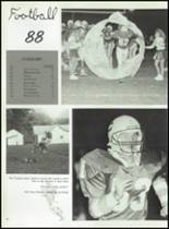1988 Miller High School Yearbook Page 54 & 55