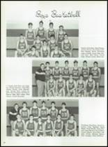 1988 Miller High School Yearbook Page 60 & 61
