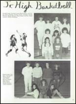 1988 Miller High School Yearbook Page 66 & 67