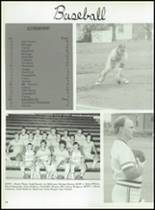 1988 Miller High School Yearbook Page 68 & 69