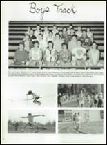 1988 Miller High School Yearbook Page 70 & 71