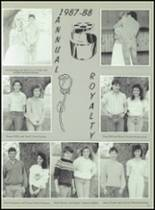 1988 Miller High School Yearbook Page 74 & 75
