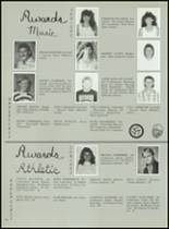 1988 Miller High School Yearbook Page 88 & 89