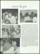 1988 Miller High School Yearbook Page 90 & 91