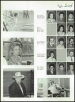 1988 Miller High School Yearbook Page 94 & 95