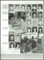 1988 Miller High School Yearbook Page 100 & 101