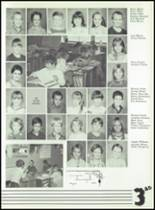 1988 Miller High School Yearbook Page 106 & 107