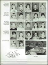 1988 Miller High School Yearbook Page 108 & 109