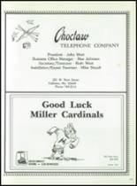 1988 Miller High School Yearbook Page 122 & 123