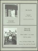 1988 Miller High School Yearbook Page 126 & 127