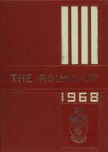 1968 Yearbook Carter High School