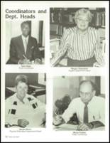 1990 Dobbins-Randolph Vocational Technical School Yearbook Page 16 & 17