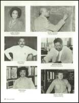1990 Dobbins-Randolph Vocational Technical School Yearbook Page 24 & 25