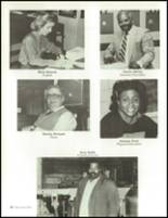 1990 Dobbins-Randolph Vocational Technical School Yearbook Page 34 & 35