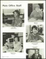 1990 Dobbins-Randolph Vocational Technical School Yearbook Page 40 & 41
