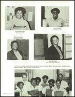1990 Dobbins-Randolph Vocational Technical School Yearbook Page 42 & 43