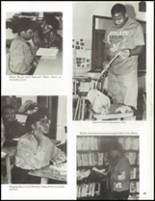 1990 Dobbins-Randolph Vocational Technical School Yearbook Page 48 & 49