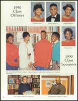 1990 Dobbins-Randolph Vocational Technical School Yearbook Page 54 & 55