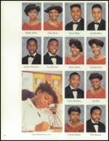 1990 Dobbins-Randolph Vocational Technical School Yearbook Page 56 & 57