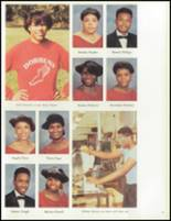 1990 Dobbins-Randolph Vocational Technical School Yearbook Page 74 & 75