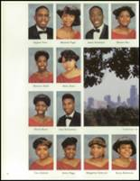 1990 Dobbins-Randolph Vocational Technical School Yearbook Page 76 & 77
