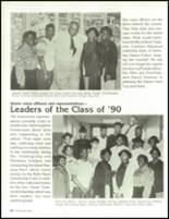 1990 Dobbins-Randolph Vocational Technical School Yearbook Page 86 & 87